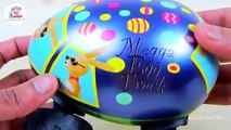 Surprise Easter Egg ☀ Giant Easter Egg Truck ☀ Easter eggs Surprise ☀ Easter Egg Toys ☀ Surprise Egg