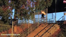 Painful Skateboarding Fail Compilation 2014