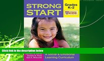 READ book  Strong Start - Grades K-2: A Social and Emotional Learning Curriculum (Strong Kids)
