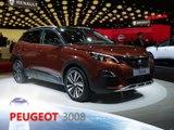 Peugeot 3008 en direct du Mondial de Paris 2016