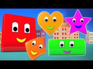 moldar músicas | compilação de vídeo de aprendizagem para crianças