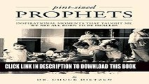 [PDF] Pint-sized Prophets: Inspirational Moments That Taught Me We Are All Born To Be Healers