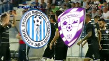0-1 Octavian Dru0103ghici Goal Romania  Divizia A - 30.09.2016 CSM Studentesc Iasi 0-1 ACS Poli Timisoara