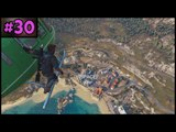 Just Cause 3 100% Complete - Part 30 - PC Gameplay Walkthrough - 1080p 60fps