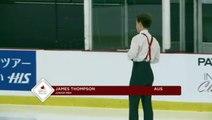 James Thompson 2016 Skate Canada Autumn Classic International - FS