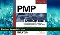 Popular Book PMP in Depth: Project Management Professional Study Guide for PMP and CAPM Exams