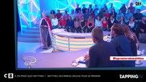 Il en pense quoi Matthieu ? : Matthieu Delormeau déguisé en Louis XIV pour sa première (Vidéo)