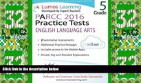 Big Deals  Common Core Assessments and Online Workbooks: Grade 5 Language Arts and Literacy, PARCC