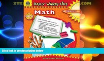 Must Have PDF  Daily Warm-Ups: Math, Grade 3  Free Full Read Best Seller