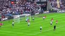 Cristiano Ronaldo Making Fun of Tottenham Hotspur Player. Amazing Skills