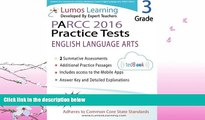 different   Common Core Assessments and Online Workbooks: Grade 3 Language Arts and Literacy,