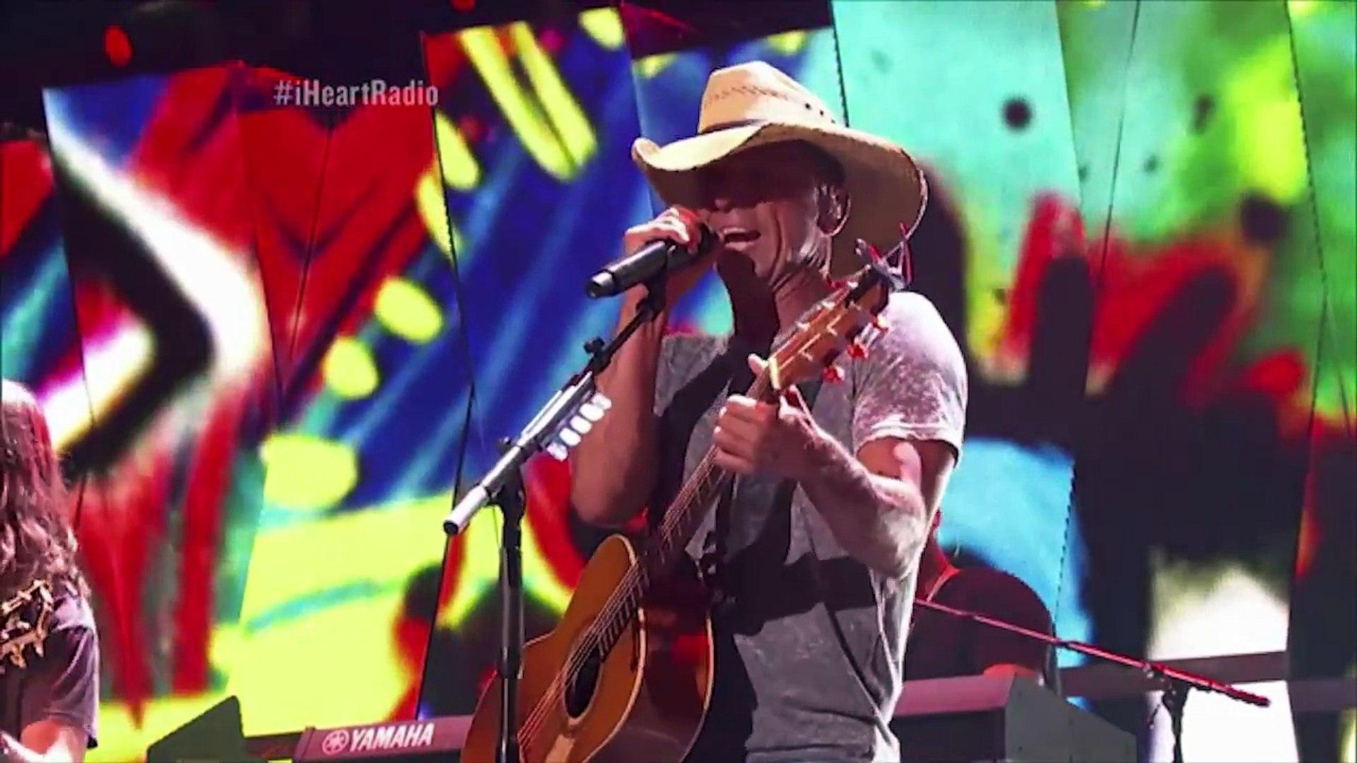 Kenny Chesney - American Kids @ iHeartRadio Music Festival 2015