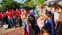 Melaka Bandaraya Warisan Dunia Jelajah MeleTOP Busking di Melaka Part 3