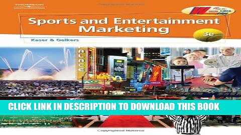 [PDF] Sports and Entertainment Marketing (Virtual Business Challenge – Retailing and Sports) Full