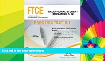 Big Deals  FTCE Exceptional Student Education K-12 Practice Test Kit  Free Full Read Most Wanted