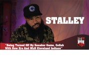 Stalley - Being Turned Off By Sneaker Game, Collab With New Era And MLB Cleveland Indians (247HH Exclusive) (247HH Exclusive)