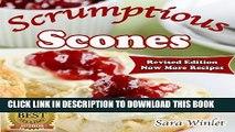 [PDF] Scones (Scrumptious Scones, Simply the Best Scone Recipes Book 1) Popular Collection