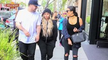 Rob Kardashian Reveals Childhood CRUSH Is Sister Kim Kardashian | Hollywood Asia