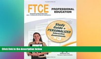 Big Deals  FTCE Professional Education Book and Online  Best Seller Books Most Wanted