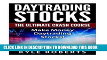 [PDF] Daytrading The Ultimate Crash Course: Make Money Daytrading Stocks Popular Collection