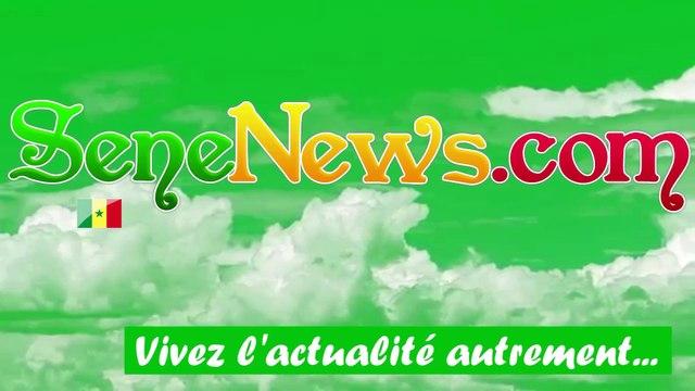 SeneNews TV - Générique SeneNews