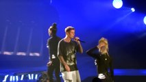 JUSTIN BIEBER - BOYFRIEND ♪ LIVE IN PARIS @ ACCORHOTELS ARENA 2016.09.20
