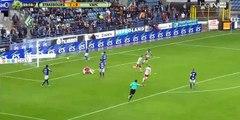 Edouard Butin Goal - Strasbourg 1-1Valenciennes 01.10.2016