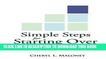 [New] Simple Steps for Starting Over (Simple Steps... Real Change) Exclusive Online