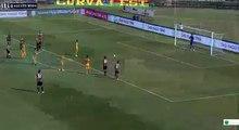 Giampaolo Pazzini penalty Goal - Ternana 0-3 Hellas Verona (01/10/2016)