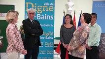 Alpes de haute Provence:Visite de la vice-Maire de Beijing/Pékin et d'une délégation de l'UNESCO