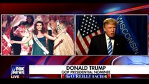 Donald Trump Says He Saved Alicia Machado's Job, Even Though He Called Her Miss Piggy
