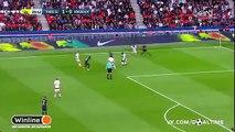 Edison Cavani Second Goal HD PSG vs Bordeaux 2-0 10 1 2016 HD