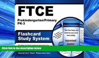 For you FTCE Prekindergarten/Primary PK-3 Flashcard Study System: FTCE Test Practice Questions