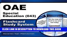 [PDF] OAE Special Education (043) Flashcard Study System: OAE Test Practice Questions   Exam