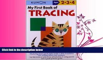 complete  My First Book Of Tracing (Kumon Workbooks)