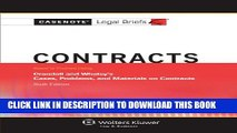 [PDF] Casenotes Legal Briefs: Contracts Keyed to Crandall   Whaley, Sixth Edition (Casenote Legal