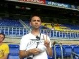 Visite du Nou Camp à Barcelone