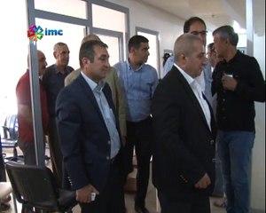 CHP Diyarbakır il örgütünden İMC TV'ye destek ziyareti