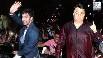 Rishi Kapoor ANGRY On Ranbir Kapoor's Fans | Find Out Why