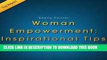 [PDF] Women Empowerment: Inspirational Female Empowerment Tips for Empowering Women! Popular