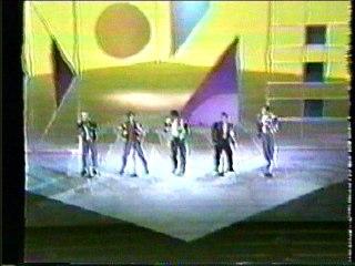 New Kids on the Block - AMA's 1990