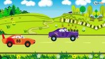 Ciężarówka dla Dzieci   Samochód bajka dla dzieci   Auta po polsku