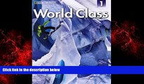 READ book  World Class 1: Student Book with CD-ROM (World Class: Expanding English Fluency)  FREE