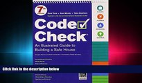 FAVORITE BOOK  Code Check: 7th Edition (Code Check: An Illustrated Guide to Building a Safe House)