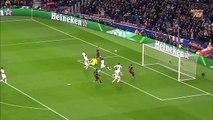 Neymar - Suarez - Messi teamwork goal. UEFA goal of the Season