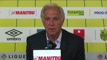 Foot - L1 - Nantes : Girard «Le destin a un peu tourné»