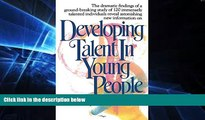Big Deals  Developing Talent in Young People  Best Seller Books Most Wanted