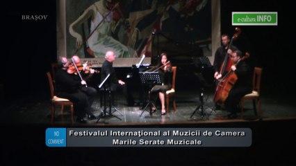 Fetivalul International al Muzicii de Camera Marile Serate Muzicale