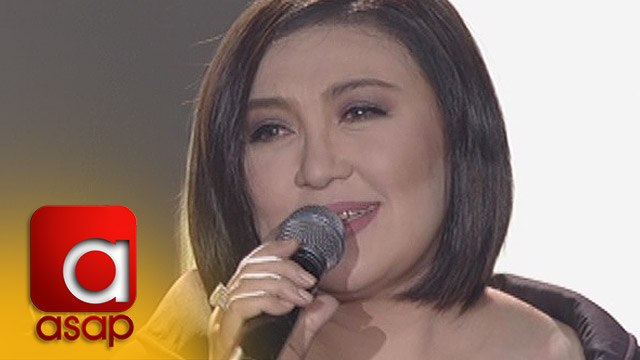 ASAP: Sharon sings a melodic pop song