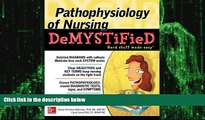 Big Deals  Pathophysiology of Nursing Demystified  Free Full Read Most Wanted